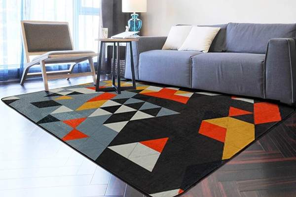What is modern rug?