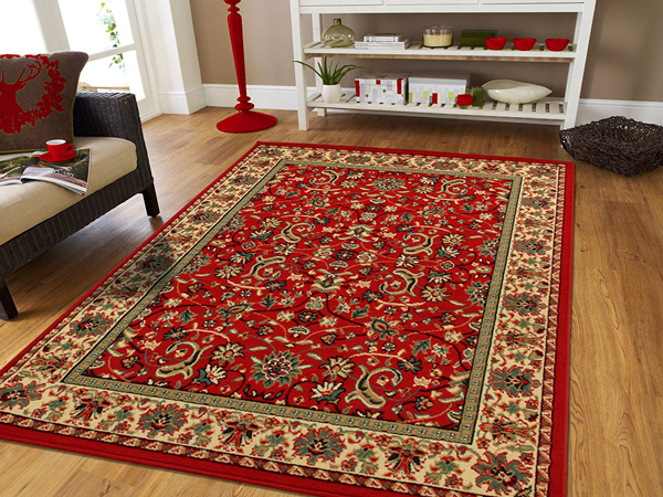 How to choose suitable machine made carpets