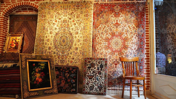 What is Persian carpet؟