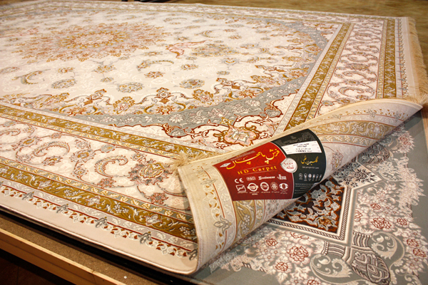 How can we select carpets and rugs considering Corona?