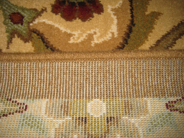 Hand made or machine made carpets and rugs